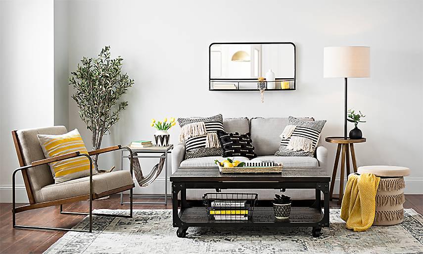 Living Room Decorations | Kirklan