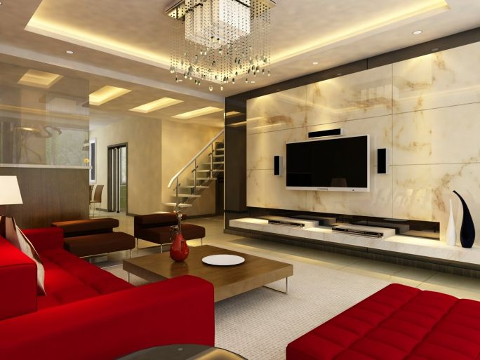 70 Stylish Modern Living Room Ideas (Photos) | Living room design .