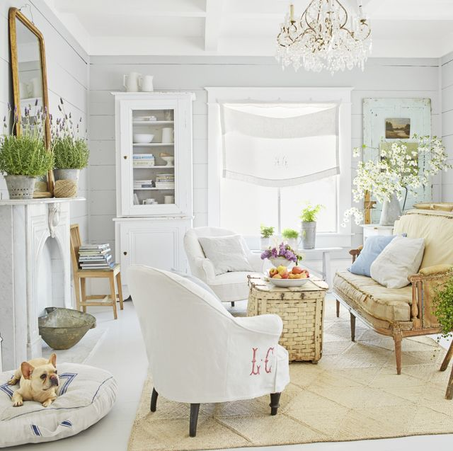 35 Best White Living Room Ideas - Ideas for White Living Room .