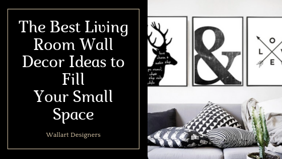 The Best Living Room Wall Decor Ideas to Fill Your Small Space .