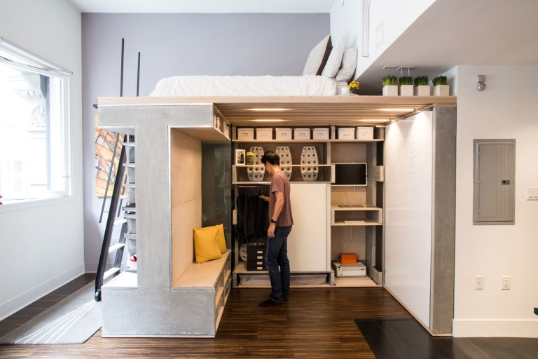Great Ways To Transform Small Spaces With Adult Loft Be