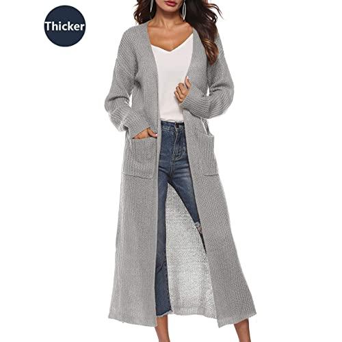 Women's Long Cardigans for Leggings: Amazon.c