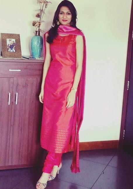 9 Irresistible Pattu Dress Models You Need To Know!   Kurti .