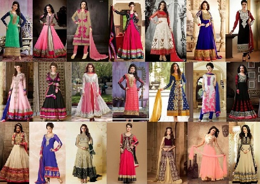 20 Modern Collection of Long Churidar Designs to Look Elega