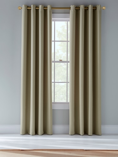 Hudson Dot Blackout Curtain Panel Pa
