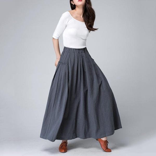 New Arrival Fashion Women Summer Maxi Dresses High Waist Pleated .