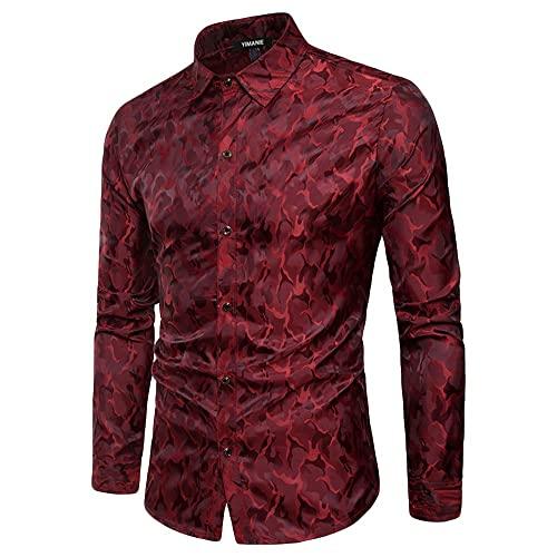 Designer Long Sleeve Men's Shirts: Amazon.c