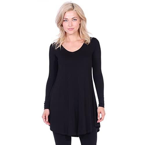 Plus Size Long Tunics: Amazon.c