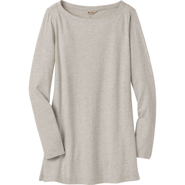 Women's Willow Knit Long Sleeve Tunic | Duluth Trading Compa
