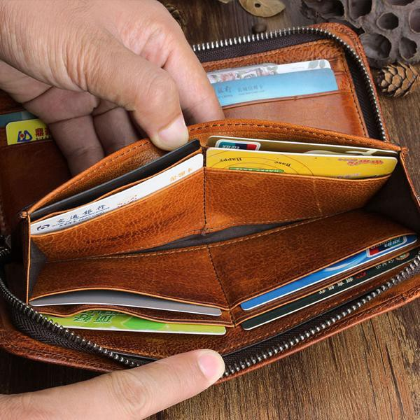 16 Coolest and Best Long Wallets for Men 2020 - iStyleaddict - Medi