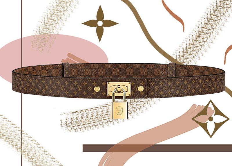 13 Most Iconic Louis Vuitton Belts for Women: How to Spot a Fake .