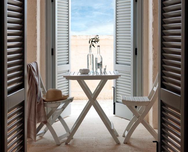 The Chameleons of Interior Design: Louvered Doors — DESIGN