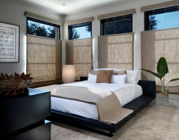 5 Low Bed Designs For Modern And Contemporary Hom