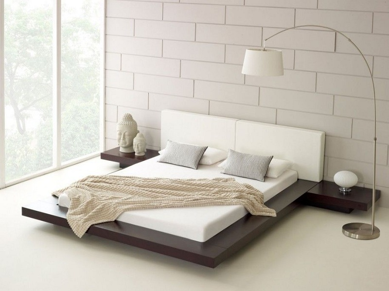 10 Simple & Latest Low Bed Designs With Pictures | Styles At Li