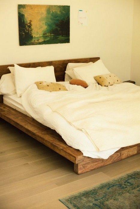 26 Interior Designs with Low Beds Interiorforlife.com lowlevel bed .