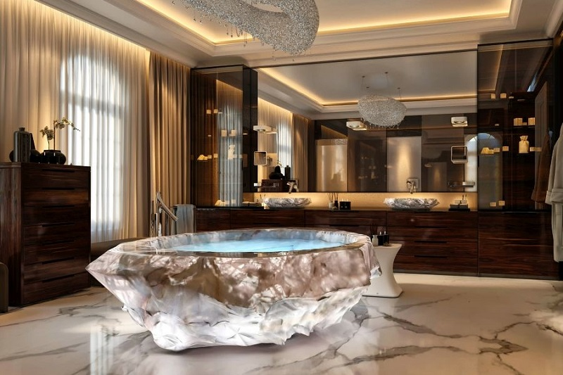 The Most Expensive Bathtubs For Luxury Bathrooms 3 - Covet Editi