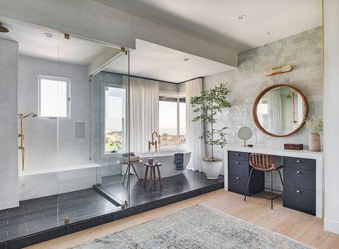 42 Modern Bathrooms - Luxury Bathroom Ideas with Modern Desi