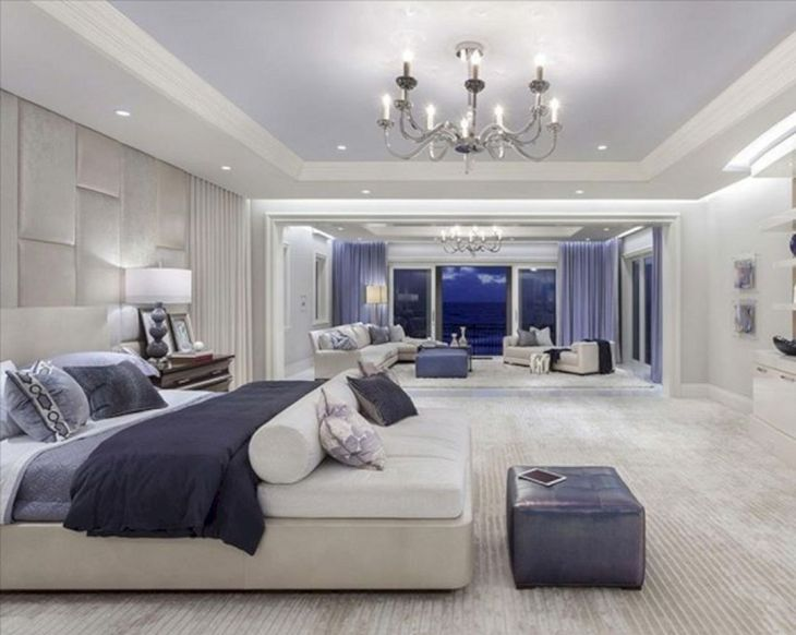 22 Modern Luxury Bedroom Design For Amazing Bedroom Inspiration .