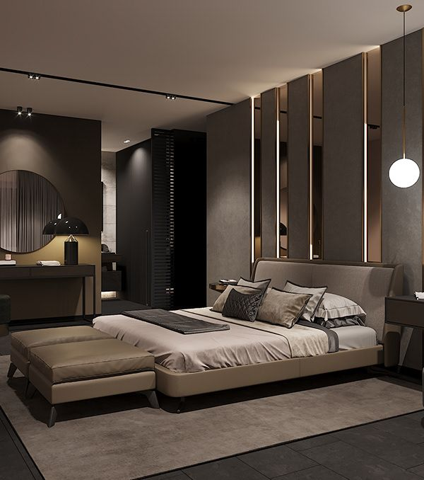 Luxury Bed Designs