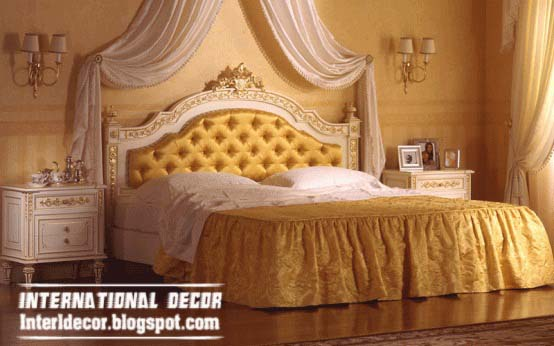 Modern Design Decoration: Top luxury beds tradition designs with .