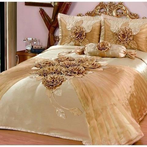 Designer Bridal Bed Sheets - Wedding Bedsheets – Online Shopping .