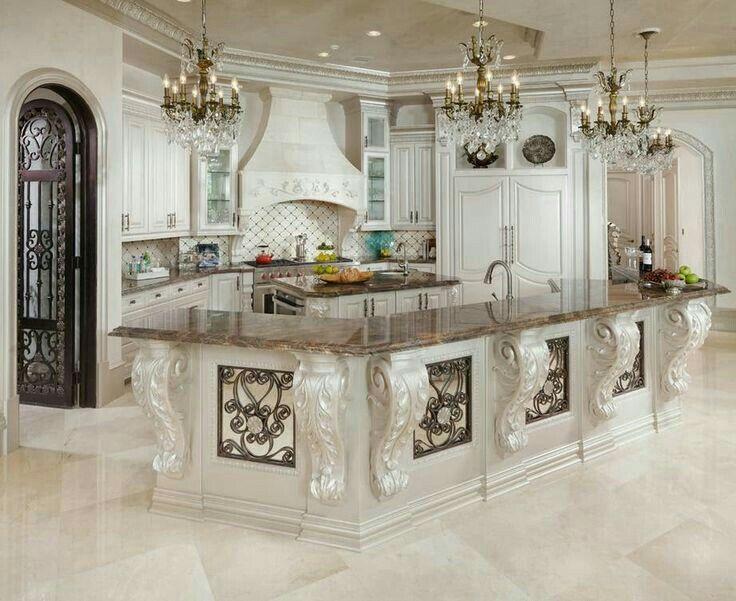 brittanyniemer | Luxury kitchens, Elegant kitchens, Beautiful kitche
