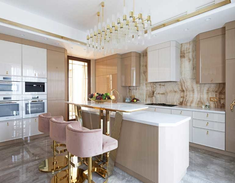 PullCast in Luxury Kitchens - EuropeanLife Magazi