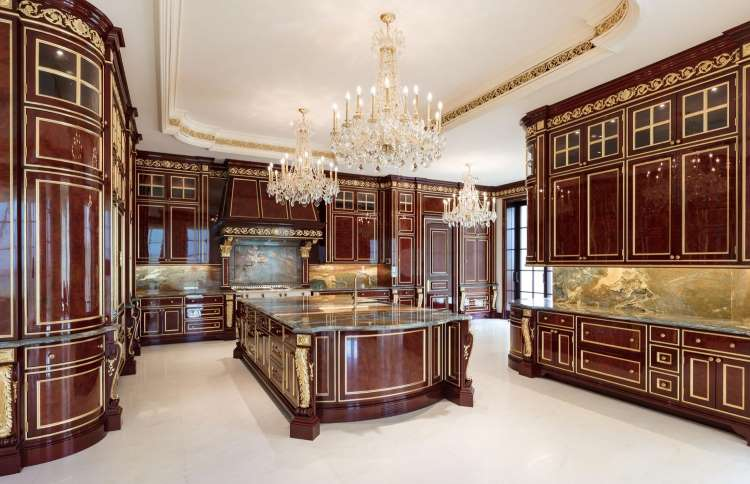 The world's most luxurious kitche