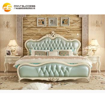 Custom Europe Style Italian Furniture Luxury Classic King Size .