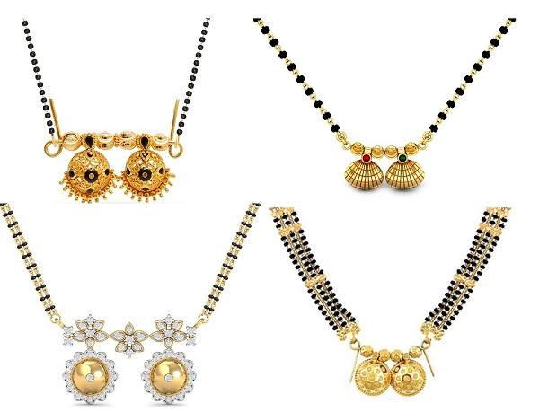 Best 9 Latest Maharashtrian Mangalsutra Designs (202