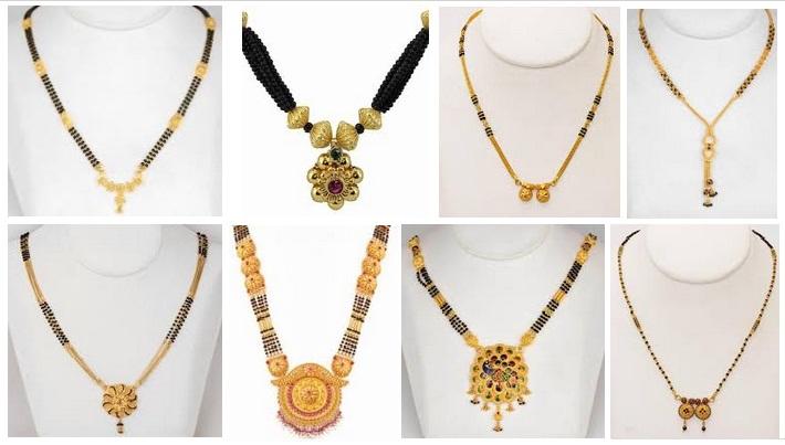 20 Traditional Maharashtrian Mangalsutra Designs with Imag
