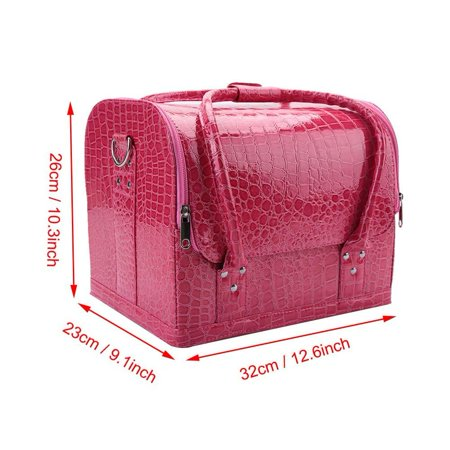 Herwey 4 Types Extra Large Beauty Makeup Bag Cosmetic Box .
