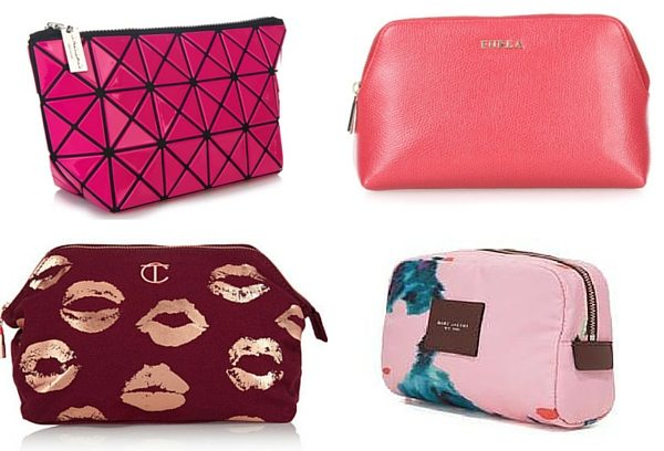 Makeup bags for every type of girl - Kate Waterhou
