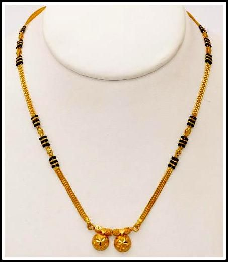 Mangalsutra – The Indian tradition | Gold mangalsutra designs .