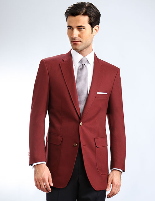 Burgundy Mens Maroon Blazer, uniform blaze
