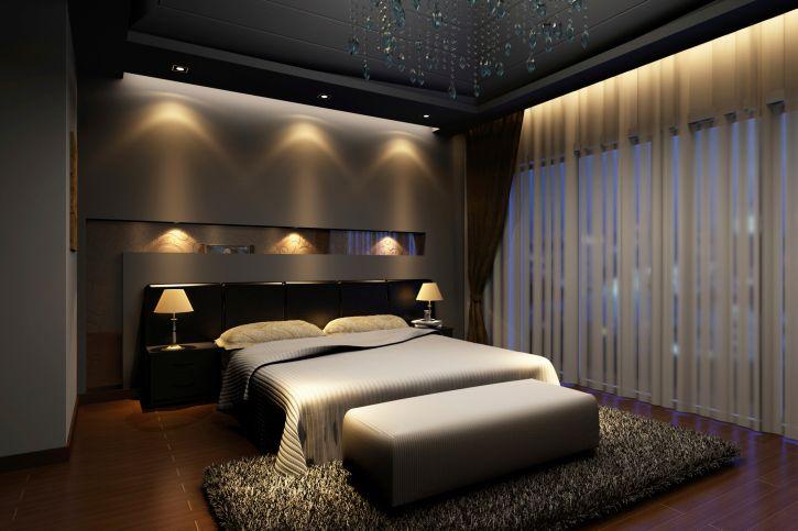 Wow! 101 Sleek Modern Master Bedroom Ideas (Photos) | Luxury .