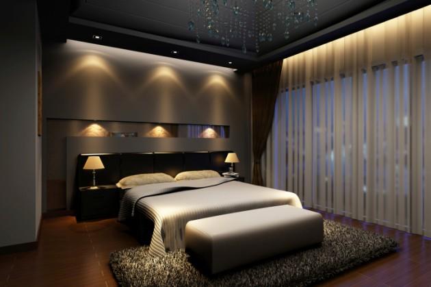 17 Impressive Dream Master Bedroom Design Ide