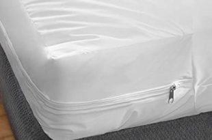 Amazon.com: DMI Zippered Mattress Cover Protector, Waterproof .