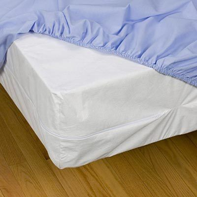 Economy Allergy Mattress Covers | Zippered Mattress Cove
