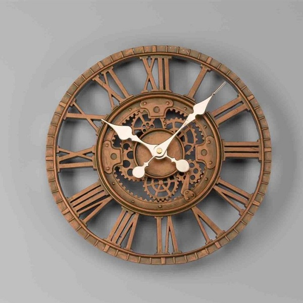 15 Simple & Modern Mechanical Clock Designs With Imag