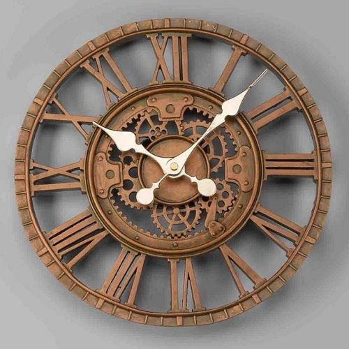 15 Simple & Modern Mechanical Clock Designs With Images (With .
