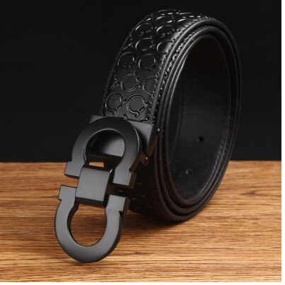 2016 Leather Brands belt cummerbund Belts For Men/women metal .