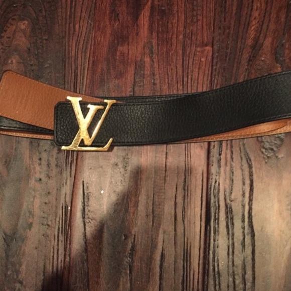 Louis Vuitton Accessories | Mens Reversible Belt | Poshma