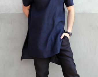 Mens linen tunic | Et