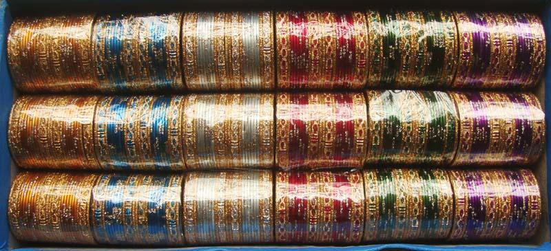 Kids metal bangle, metal bangles wholesale manufacturer, Indian .