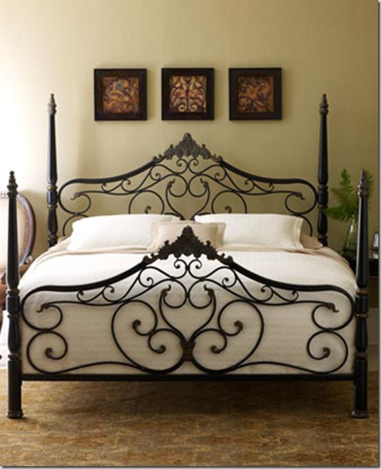 Harmony And Home | Decoración en hierro, Camas hermosas, Dormitori