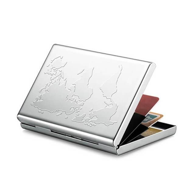 Business Card Holder | Aluminum Wallet | Credit Card Holder .
