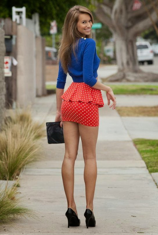 Right Ways To Wear Mini Skirts – Street Style Inspiration Looks .