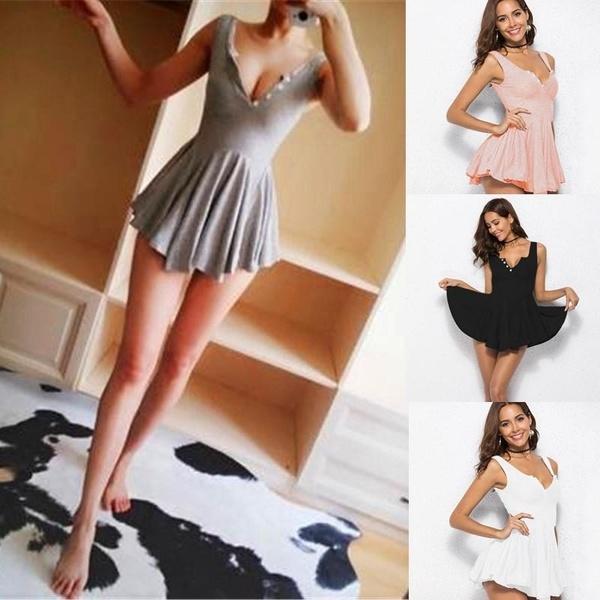 Women's Sexy Short Skirts Fluffy Skirt High Waist Knit Skirt .