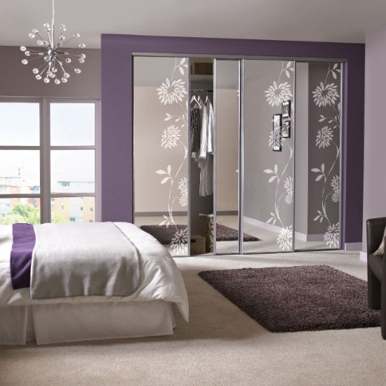 bedroom wardrobe designs for small rooms with mirror photo 12 .